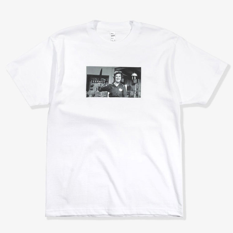HOMEMIX TEE (WHITE)