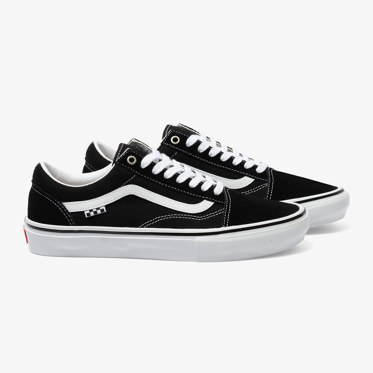 VANS SKATE OLD SKOOL (BLACK/WHITE)