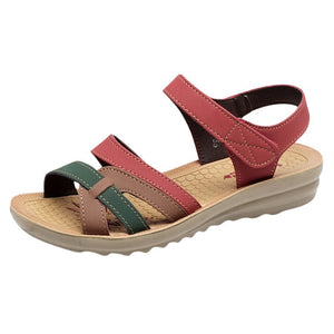 Wedges comfort female sandals