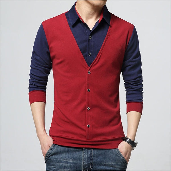Desperate Kraft casual fitted top