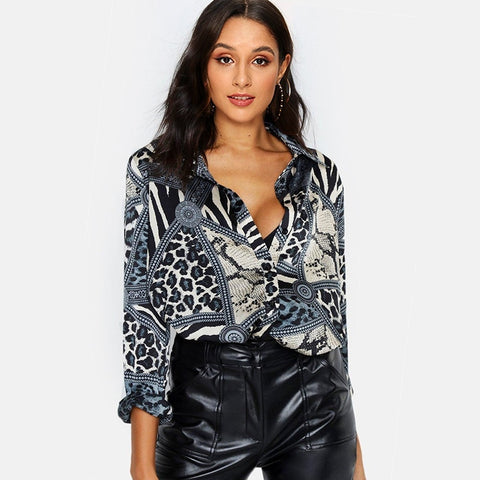 Desperate kraft high fashion blouse
