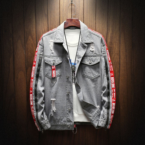 Desperate Kraft Vintage wash denim jacket