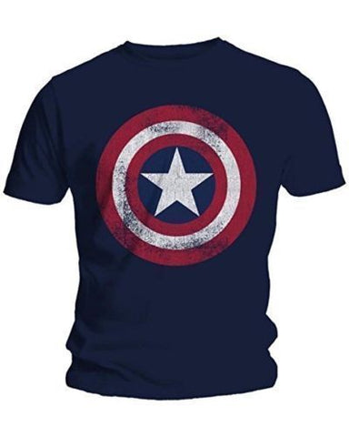 Band'O Five Captain America Tee