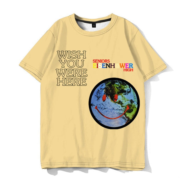 Astroworld funny  graphic designed  gents T-shirt