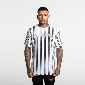 Do good stripe T-shirt