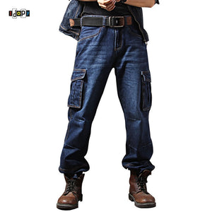 Desperate Kraft Baggy double pocket Jeans