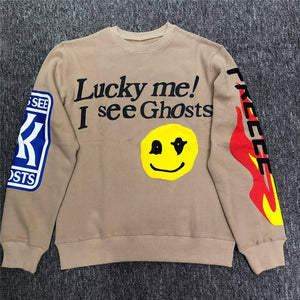 See ghosts graffiti sweatshirts