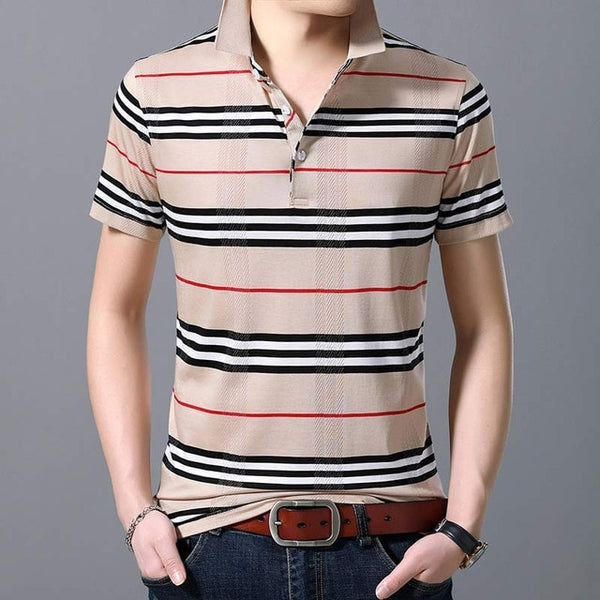 Desperate Kraft platinum stripe Tee