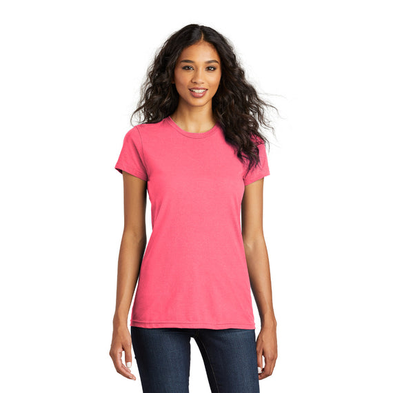 DT5001 District ® Women's Fitted The Concert Tee ®