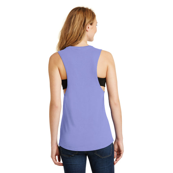 DT6301 District ® Women's Fitted V.I.T. ™Festival Tank