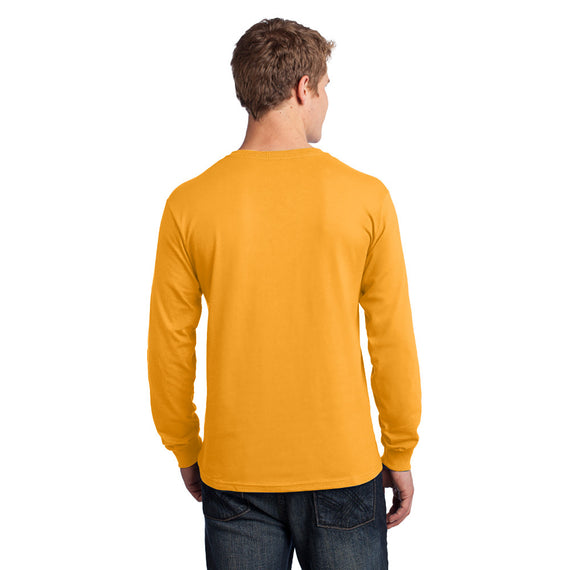 PC54LS Port & Company® - Long Sleeve Core Cotton Tee
