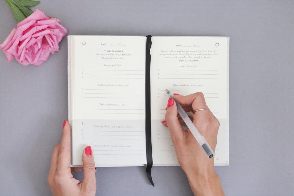 best lifestyle diary planner