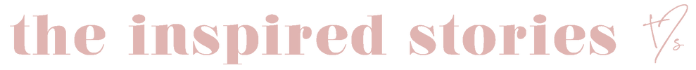 The Inspired Stories logo