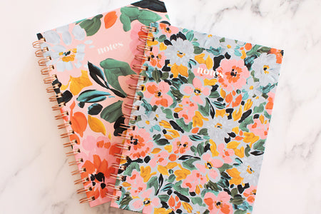 BUNDLE - 2x Bloom Notebooks - Personalised
