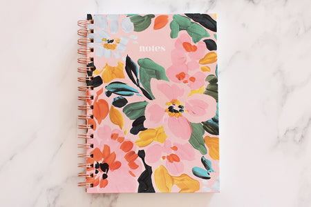 BLOOM - Blush Notebook