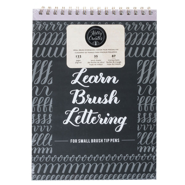Kelly Creates Small Brush Workbook