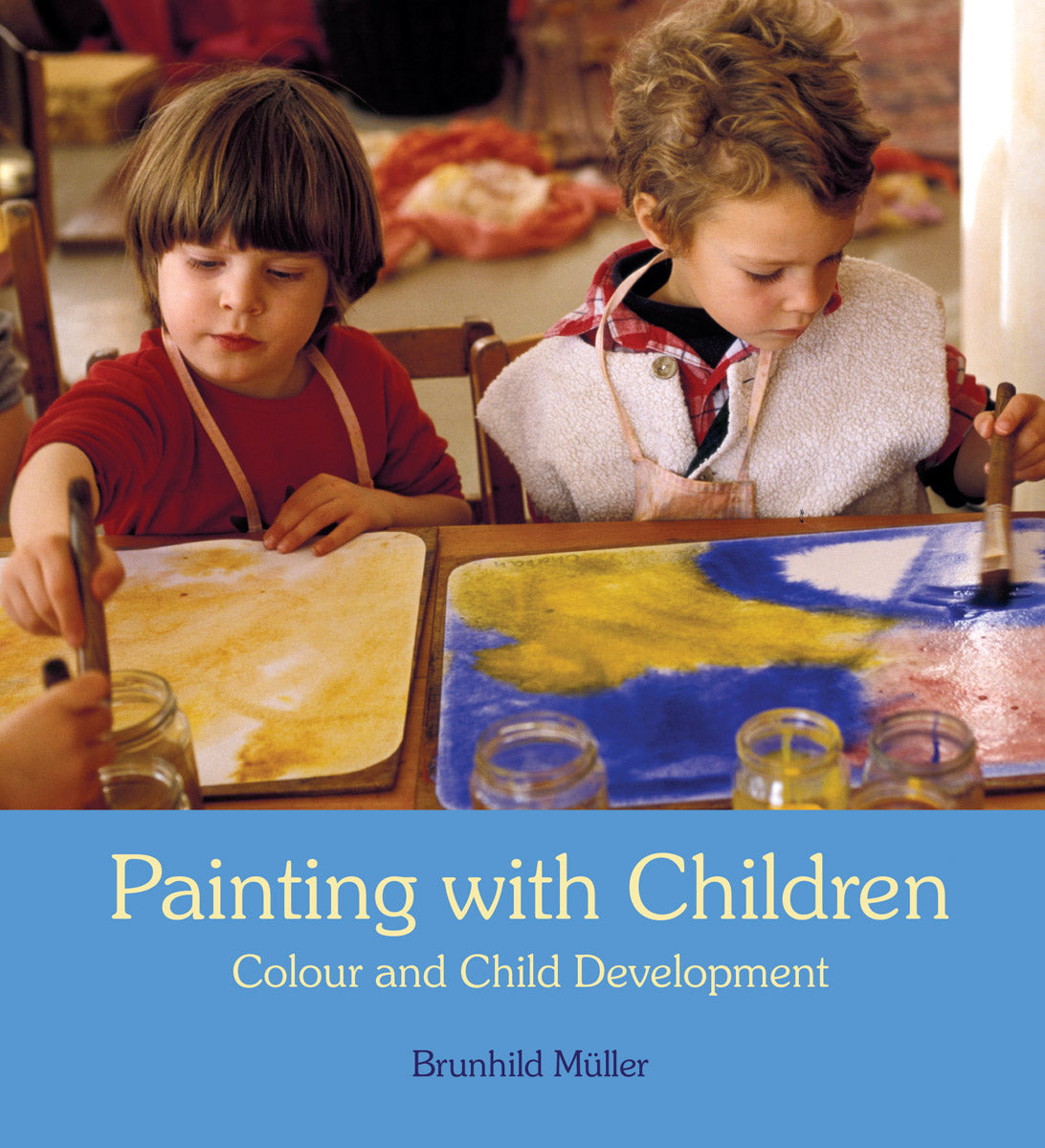 Painting with Children by Brunhild Müller