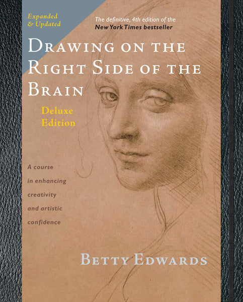Drawing on the Right Side of the Brain (Book & Workbook)