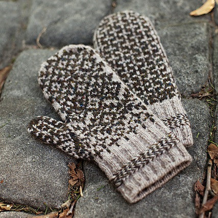 Brooklyn Tweed Burnham Mittens