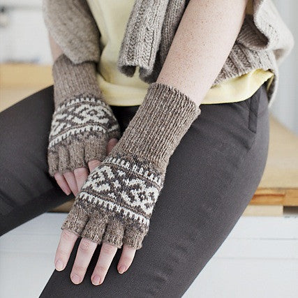 Brooklyn Tweed Chinook Gloves
