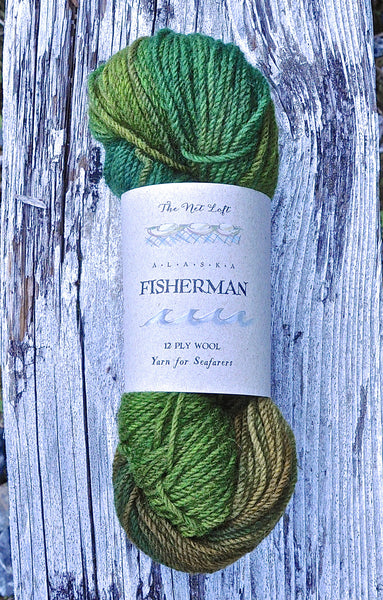 Alaska Fisherman   12ply Meadow Heather