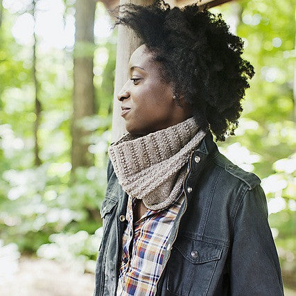 Brooklyn Tweed Eternity Scarf