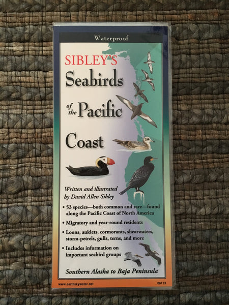 Sibley's Seabirds of the Pacific Coast