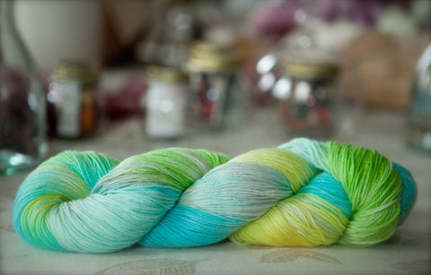 Extra Fine Merino Lace Cabbages & Kings