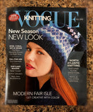 Vogue Knitting Fall 2016