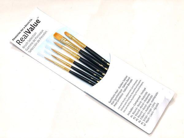 Real Value Brush Set