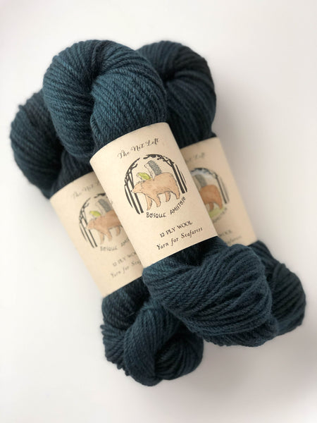Bosque Amistoso 12 ply Wool | Wake