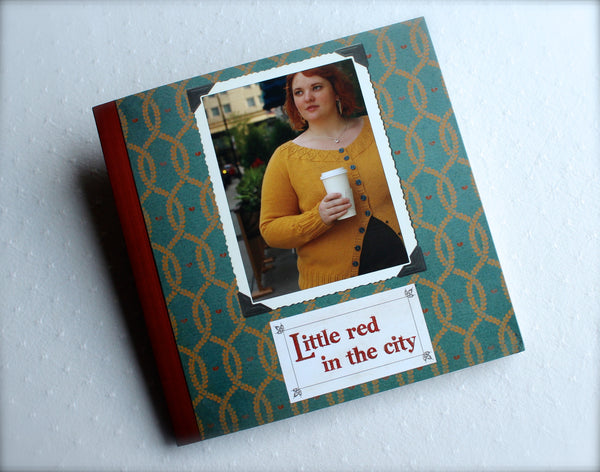 Little Red in the City: An Ysolda Knitwear Collection