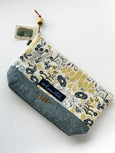 Ksea.otter The Harbor Zip Pouch | Rifle Paper Co. Collection