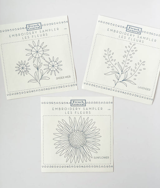 Petite Embroidery Samplers