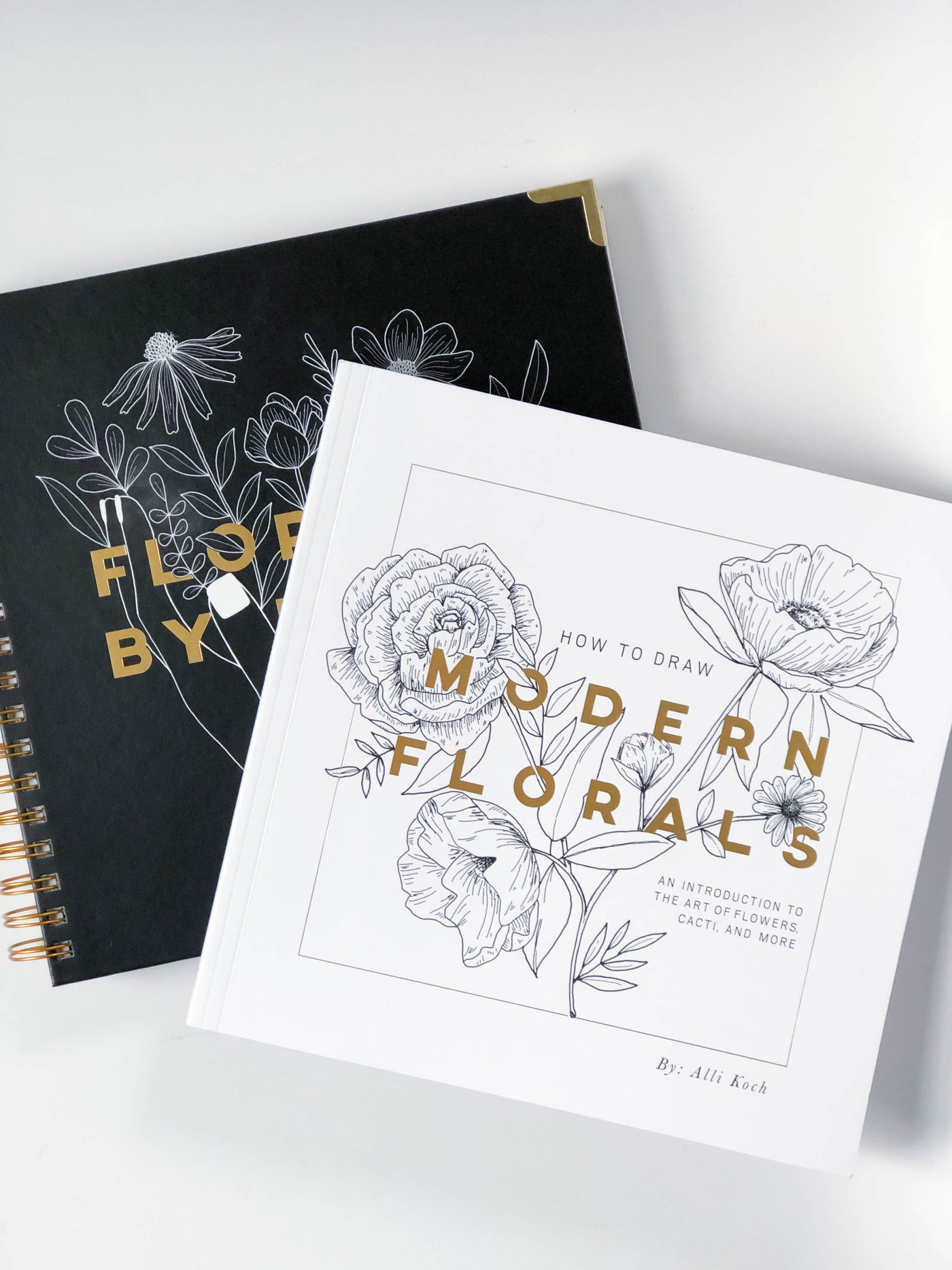 How to Draw Modern Florals | An Introduction to the Art of Flowers, Cacti and More