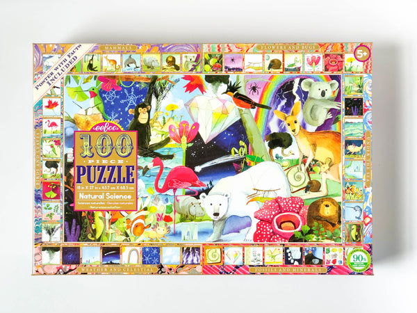 Natural Science | 100 Piece Puzzle