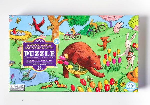 Beautiful Morning | 36 Piece Puzzle