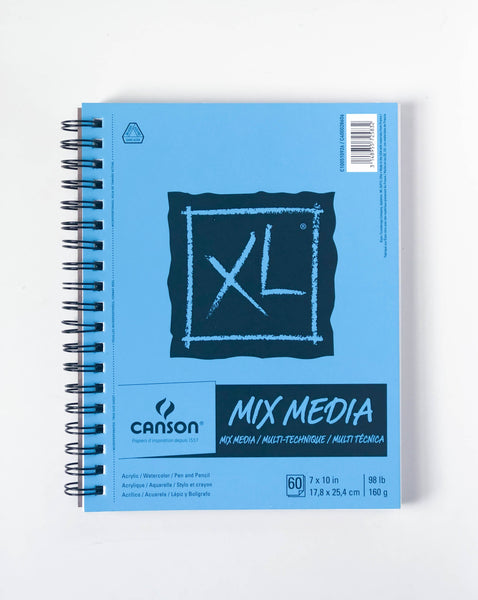 Canson XL Mix Media Paper 7x10in