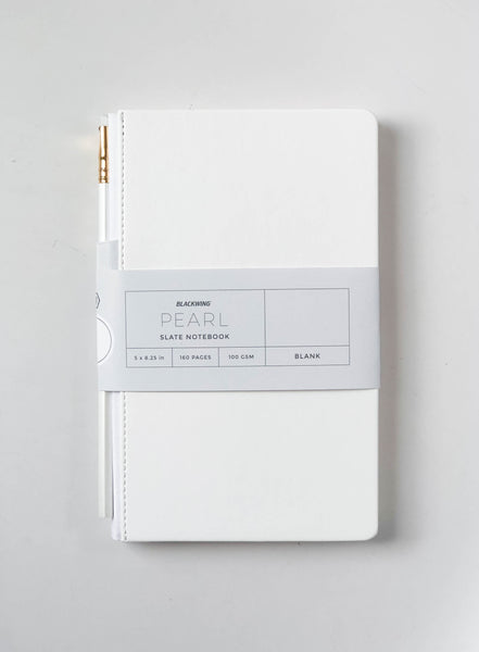 Blackwing Pearl Slate Notebook | Blank