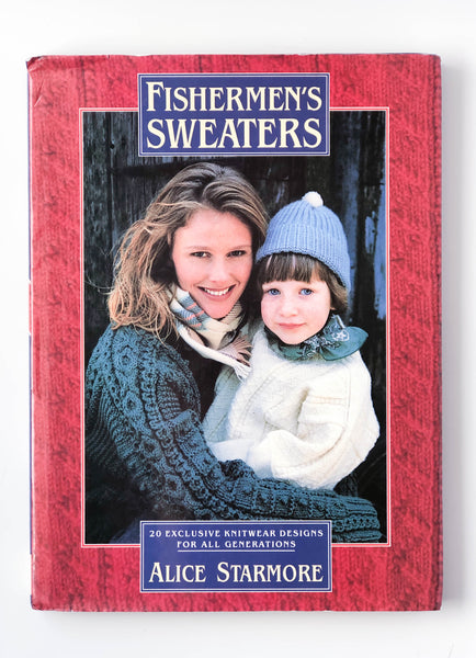 Fishermen's Sweaters | 20 Exclusive Knitwear Designs For All Generations (USED COPY)