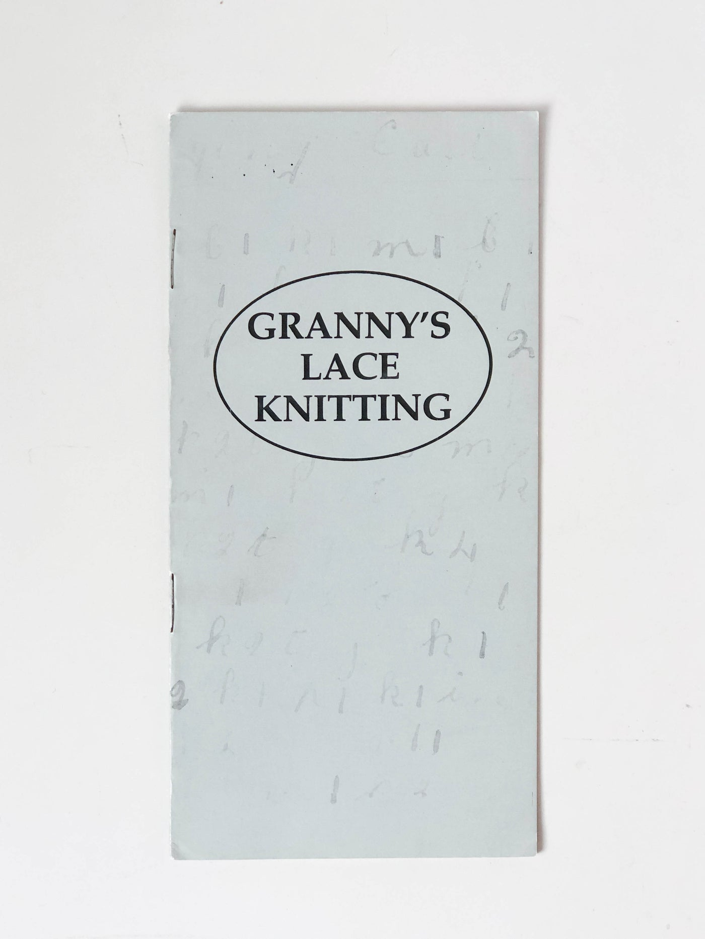 Granny's Lace Knitting by Mary Wright