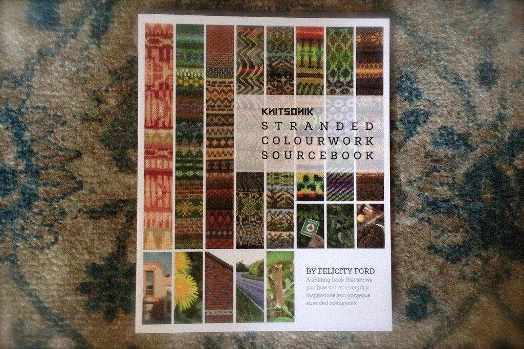 Stranded Colourwork Sourcebook