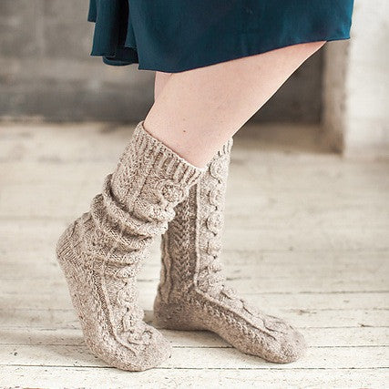 Brooklyn Tweed Inglenook Socks