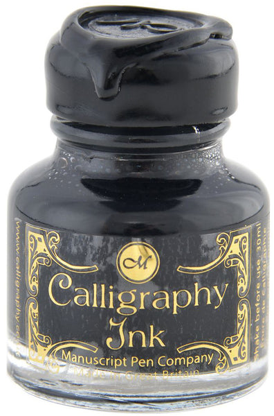 Manuscript Calligraphy Black Ink - 30ml