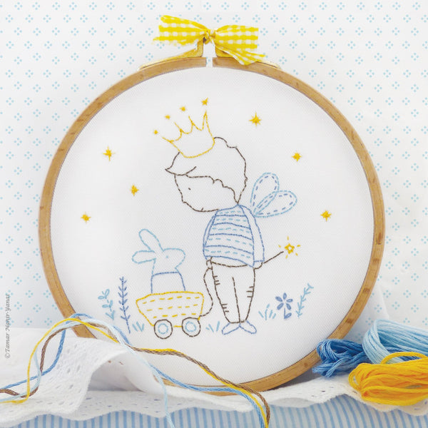 "My Private Kingdom 6"" Embroidery Kit"