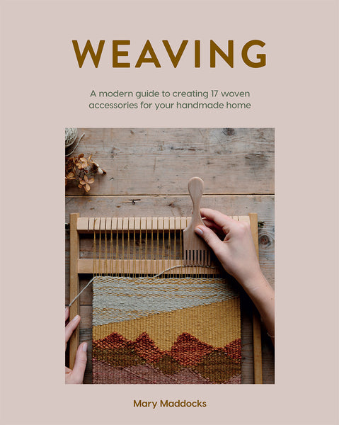 Weaving by Mary Maddocks