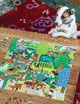 Dogs in the Park | 1000 Piece Puzzle