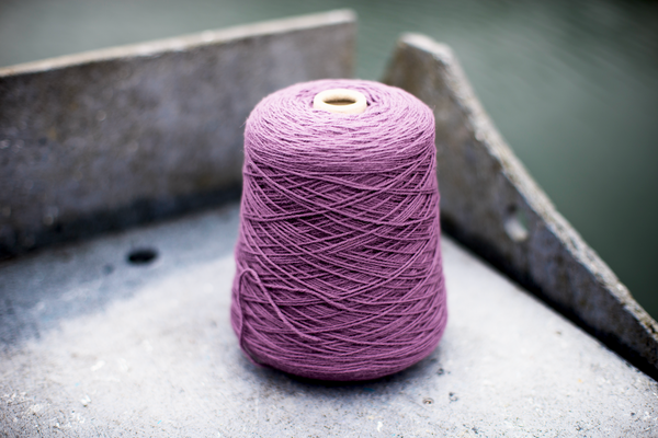Frangipani 5-ply Guernsey Yarn HEATHER