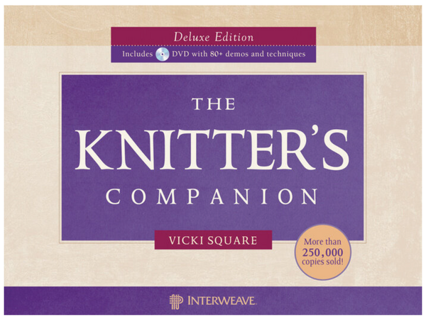 The Knitter's Companion | Deluxe Edition with DVD