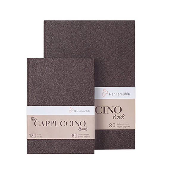 Hahnemuehle Cappuccino Sketch Books